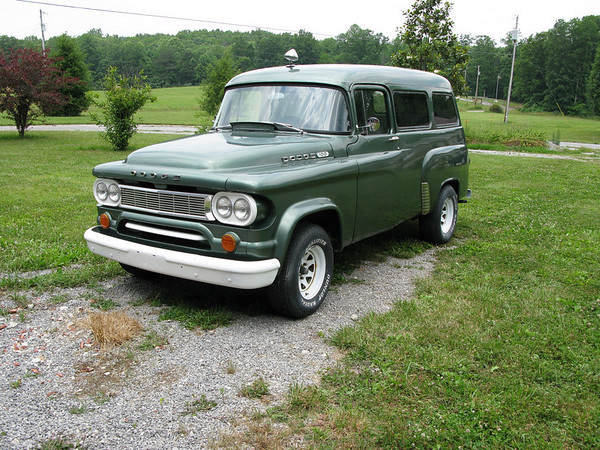 BERTHA,,,,,,,,,,,,,,, 1963 Dodge Town Wagon