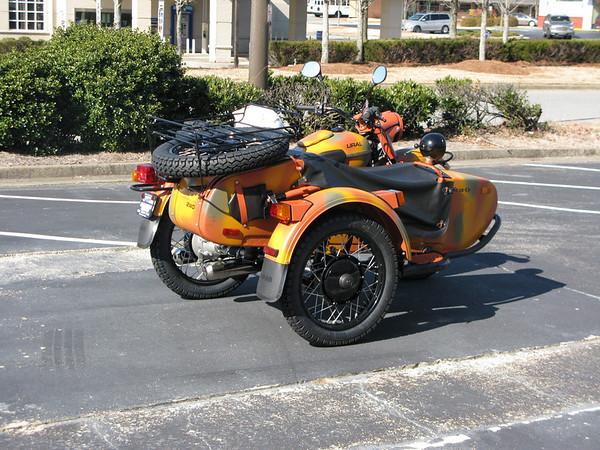 2010 Ural Gear-Up